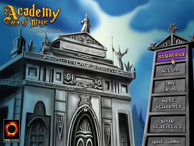 Academy of Magic: Word Spells Screenshot 2