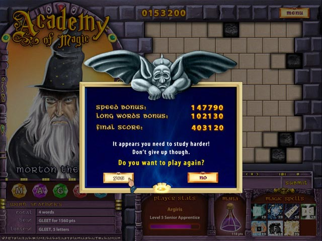 Academy of Magic: Word Spells Screenshot 4