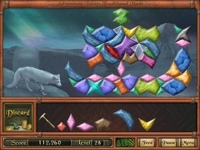 Adventure Inlay Screenshot 4