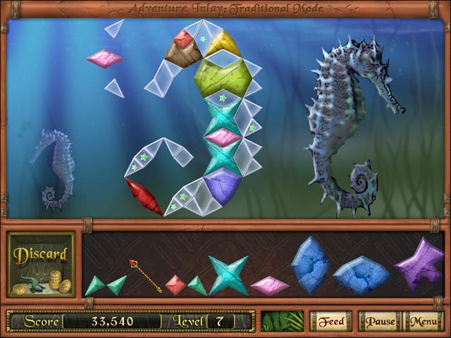 Adventure Inlay: Safari Edition Screenshot 4