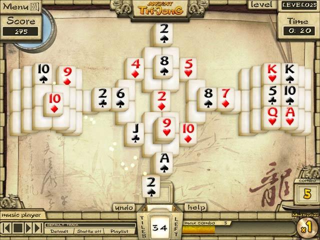 Ancient Trijong Screenshot 3