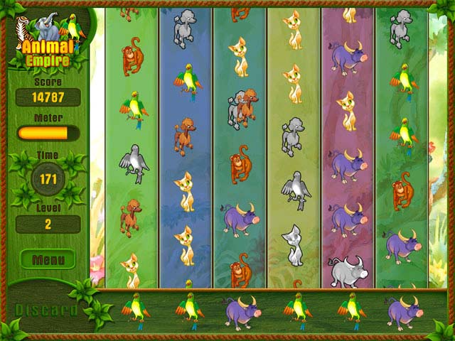 Animal Empire Screenshot 1