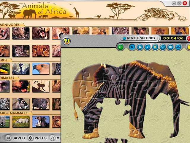 Animals of Africa Screenshot 2