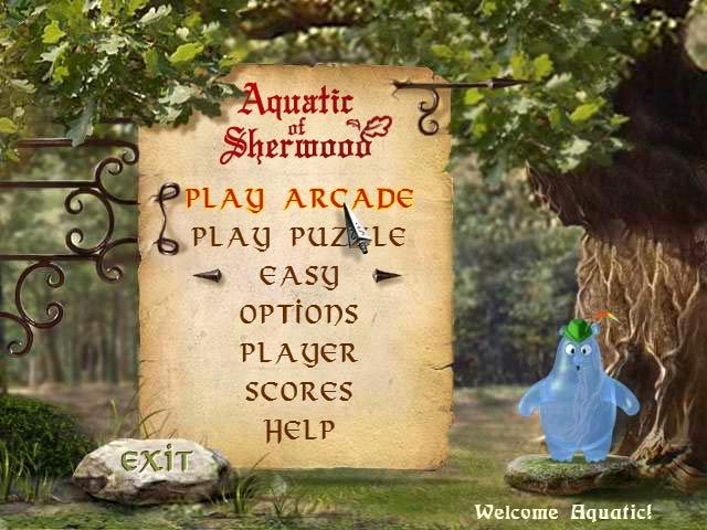 Aquatic of Sherwood Screenshot 2