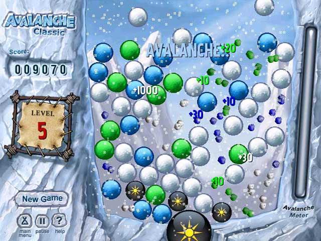 Avalanche Screenshot 1
