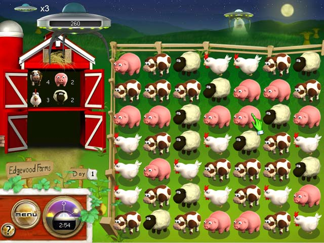 Barnyard Invasion Screenshot 1