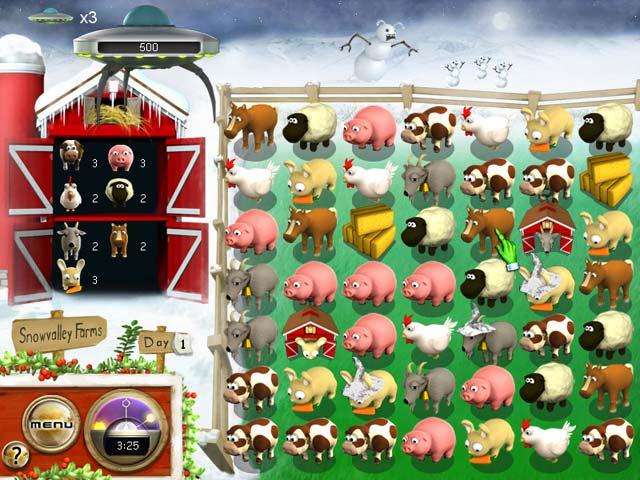 Barnyard Invasion Screenshot 4