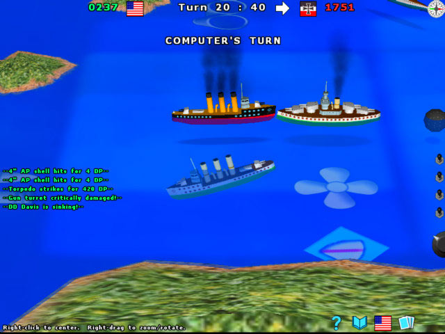 Battleship Chess Screenshot 1