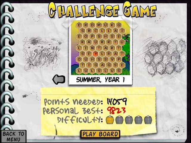 Beesly's Buzzwords Screenshot 3