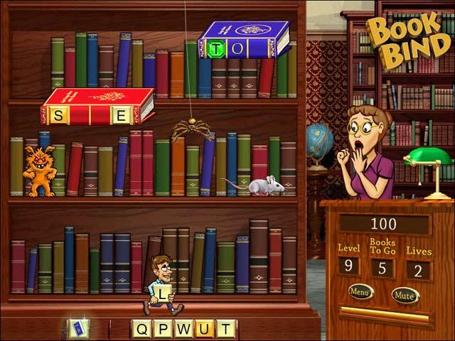 Book Bind Screenshot 1