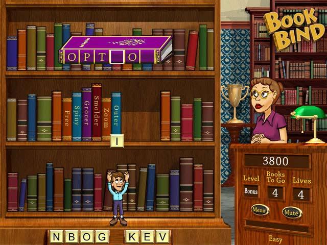 Book Bind Screenshot 3