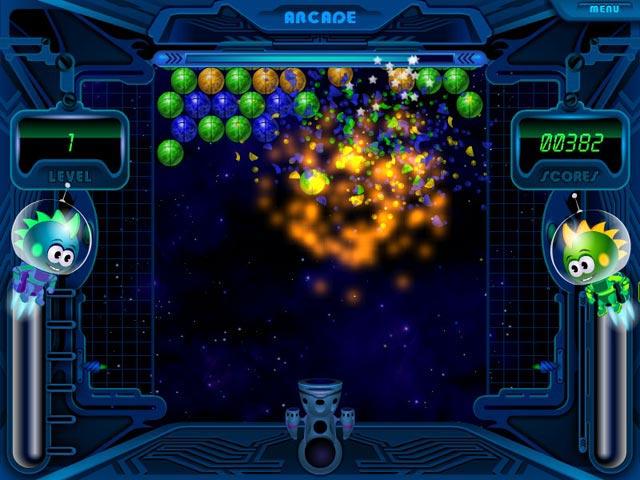 Bubble Odyssey Screenshot 1