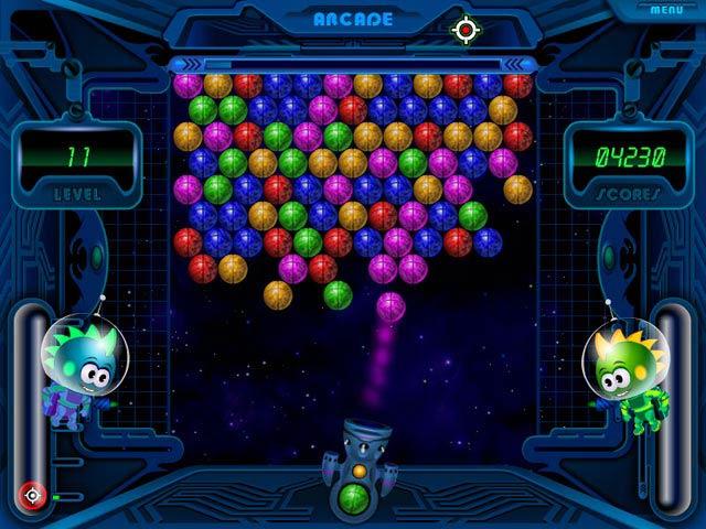 Bubble Odyssey Screenshot 4