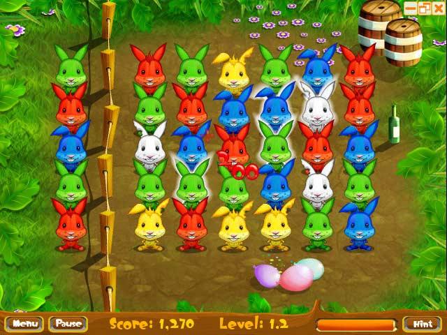 Bunny Bounce Deluxe Screenshot 1