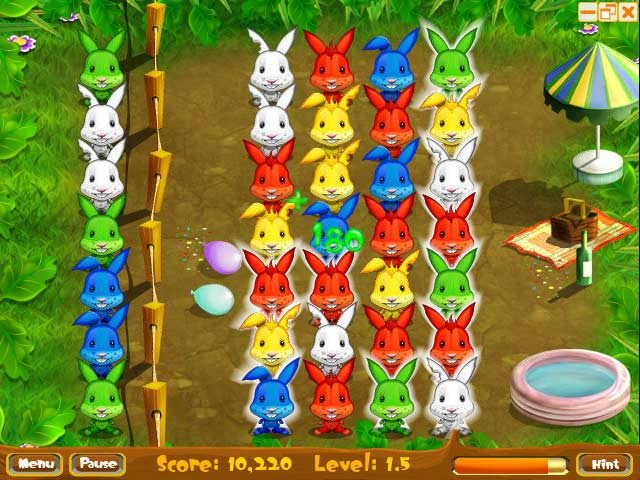 Bunny Bounce Deluxe Screenshot 4