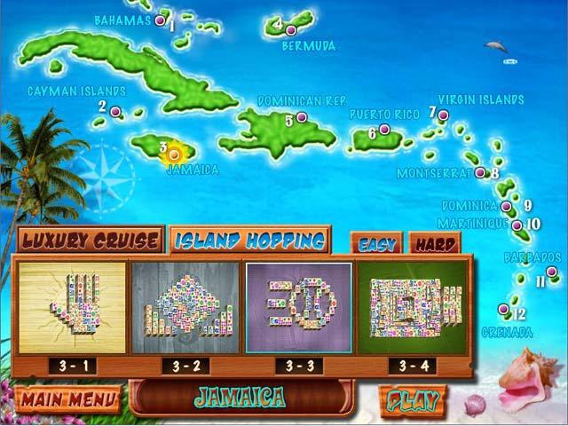 Caribbean Mah Jong Screenshot 2