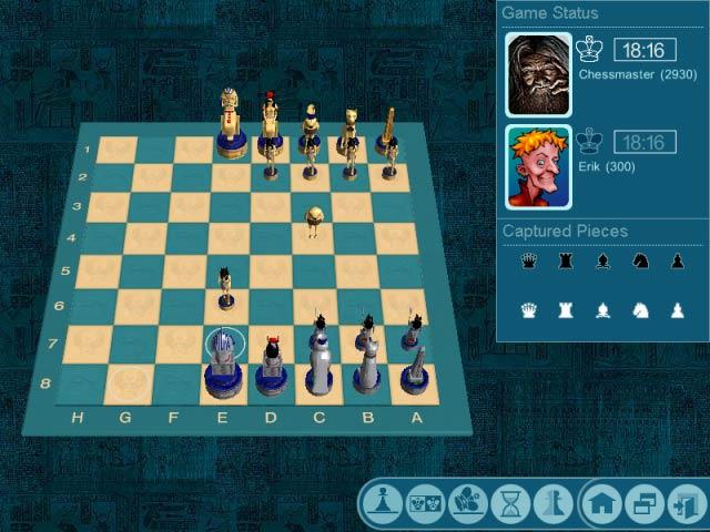 Chessmaster Challenge Screenshot 1