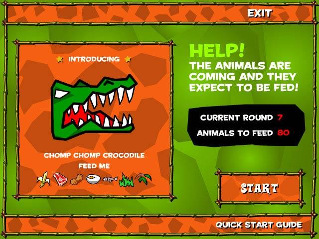Chomp! Chomp! Safari Screenshot 1