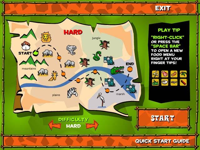 Chomp! Chomp! Safari Screenshot 4
