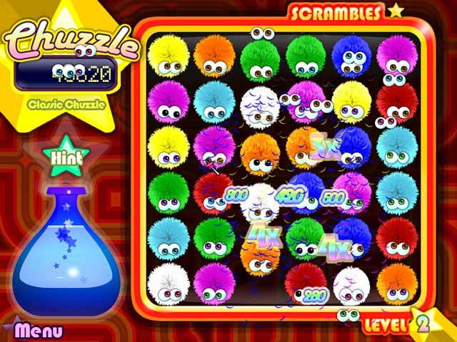 Chuzzle Deluxe Screenshot 1
