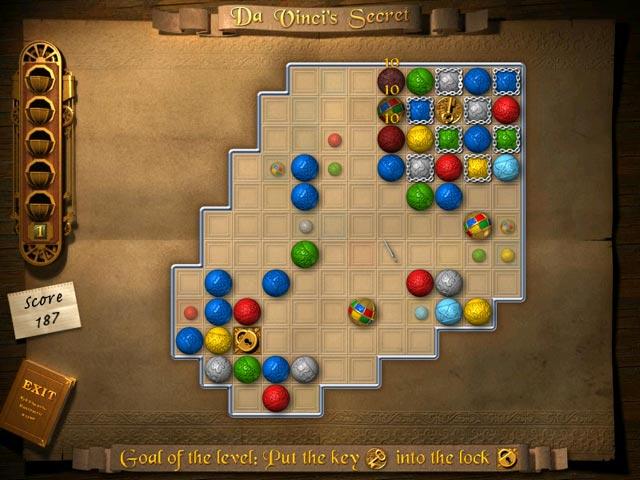 Da Vinci's Secret Screenshot 4