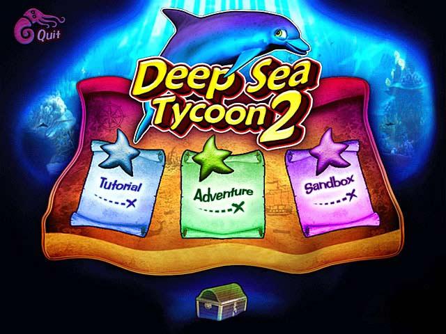 Deep Sea Tycoon 2 Screenshot 2