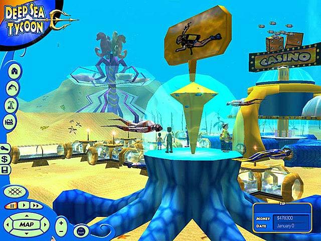Deep Sea Tycoon Screenshot 3
