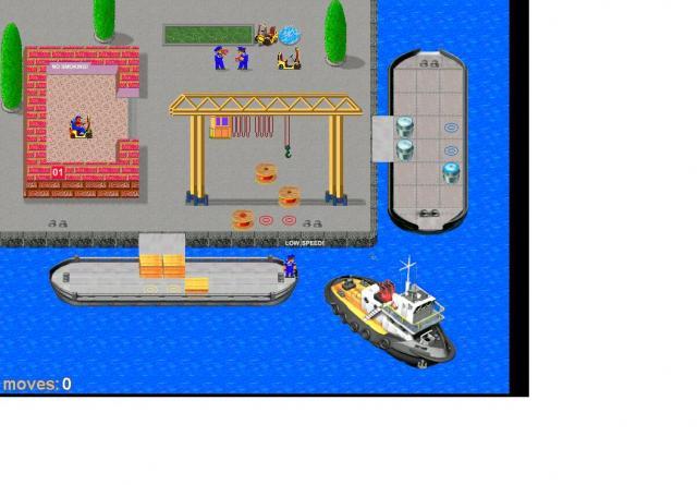 Docker Sokoban Screenshot 1