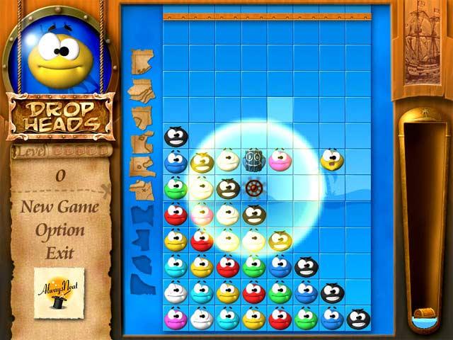 Dropheads Screenshot 2