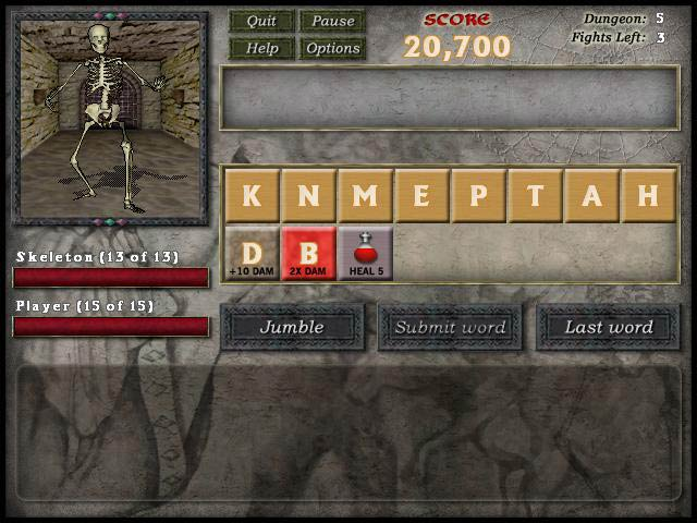 Dungeon Scroll Gold Edition Screenshot 1