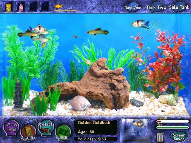 Fish Tycoon Screenshot 1