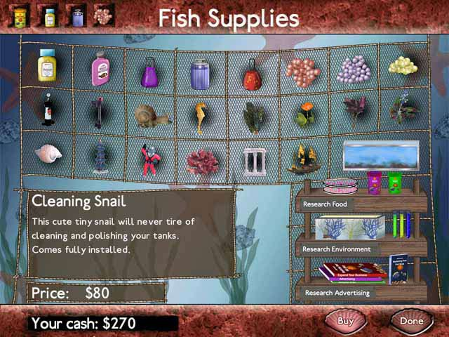 Fish Tycoon Screenshot 2