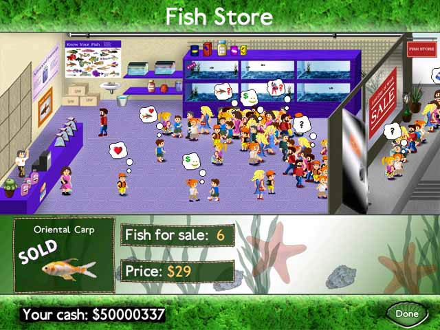 Fish Tycoon Screenshot 4