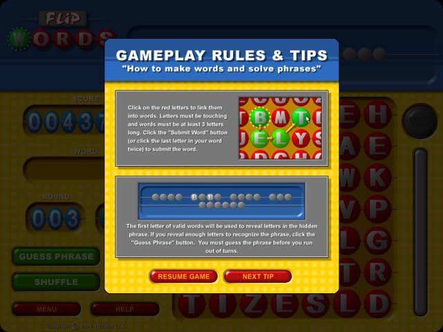Flip Words Screenshot 4