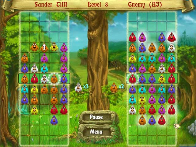 Fluff 'Em Up Screenshot 3