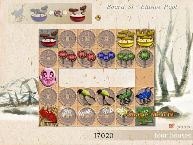 Four Houses Screenshot 4