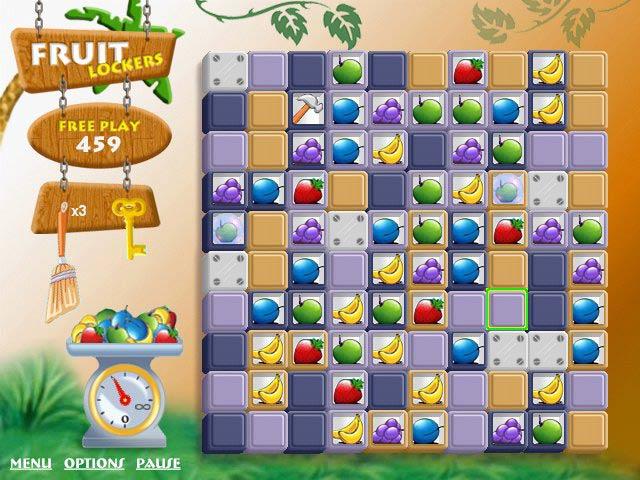 Fruit Lockers Screenshot 1