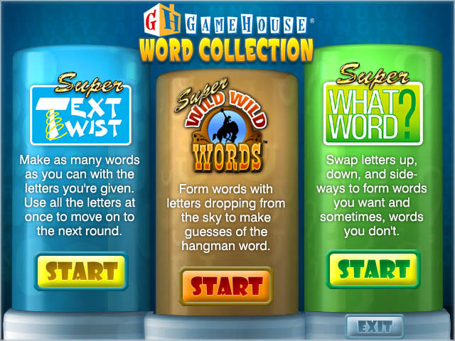 Gamehouse Word Collection Screenshot 3