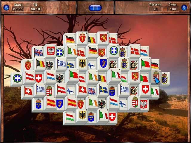 Gekko Mahjong Screenshot 2