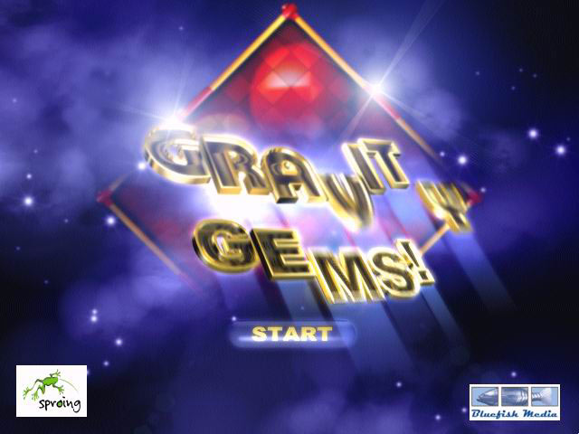 Gravity Gems Screenshot 1