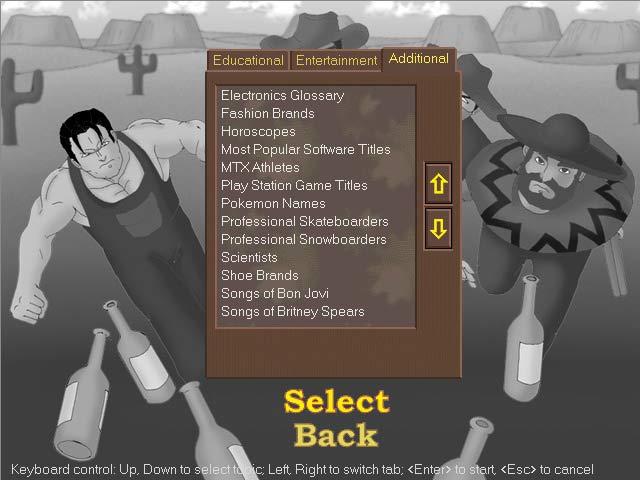 Hang Man Wild West 2 Screenshot 2