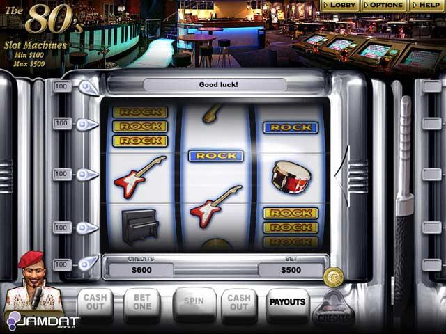 Hard Rock Casino Screenshot 1