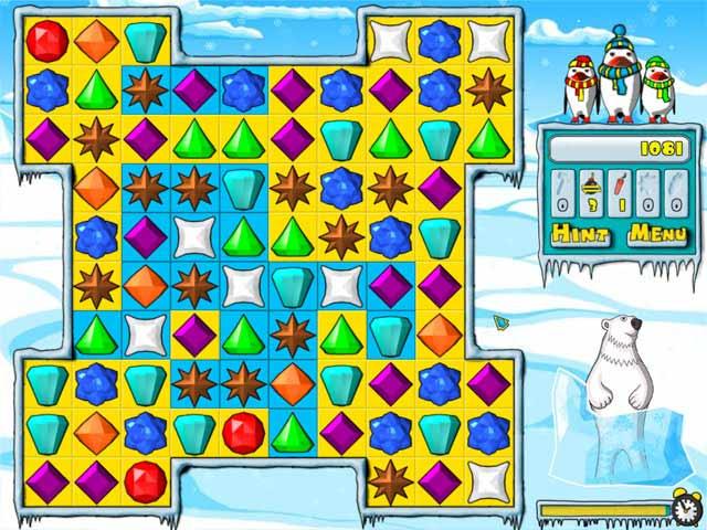Ice Puzzle Deluxe Screenshot 1