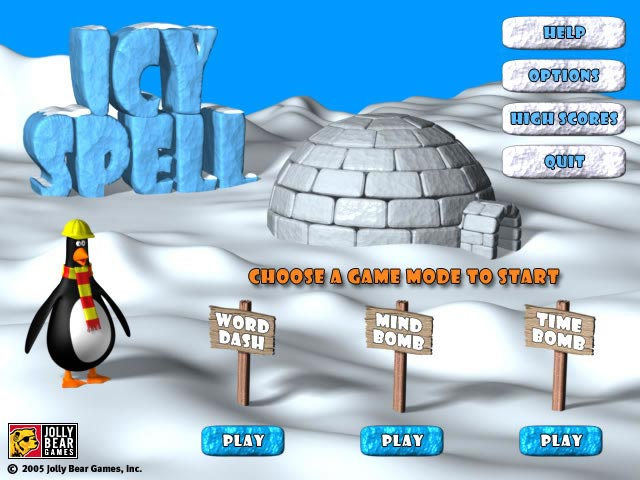 Icy Spell Screenshot 2