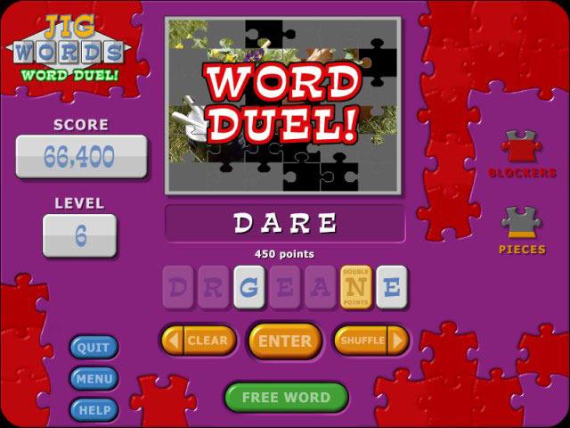 Jig Words Screenshot 4