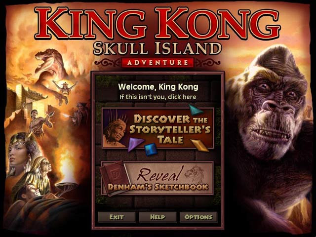 King Kong: Skull Island Adventure Screenshot 2