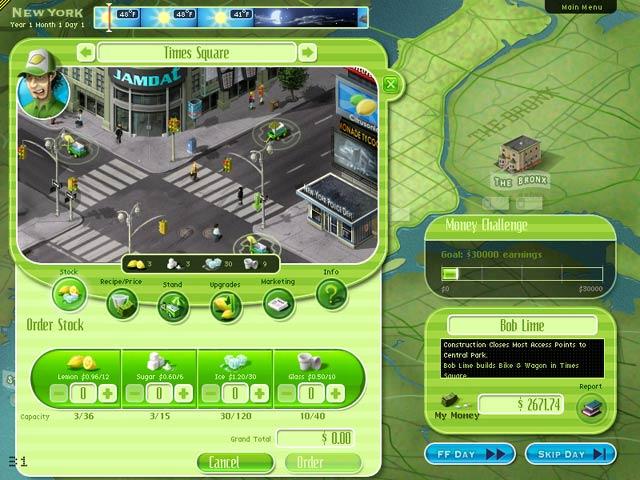 Lemonade Tycoon 2 Screenshot 4