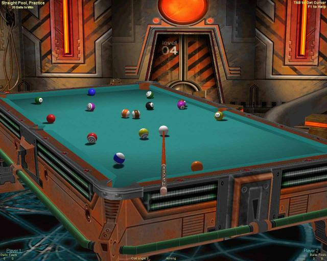 Live Billiards Screenshot 2