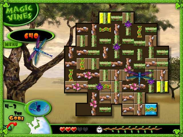 Magic Vines Screenshot 3