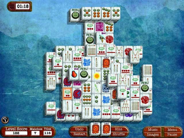 Mah Jong Adventures Screenshot 4